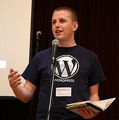 Matt Mullenweg, Pendiri WordPress.com